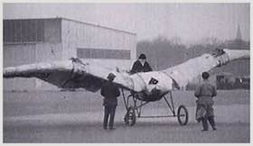 Early Aviation Failures